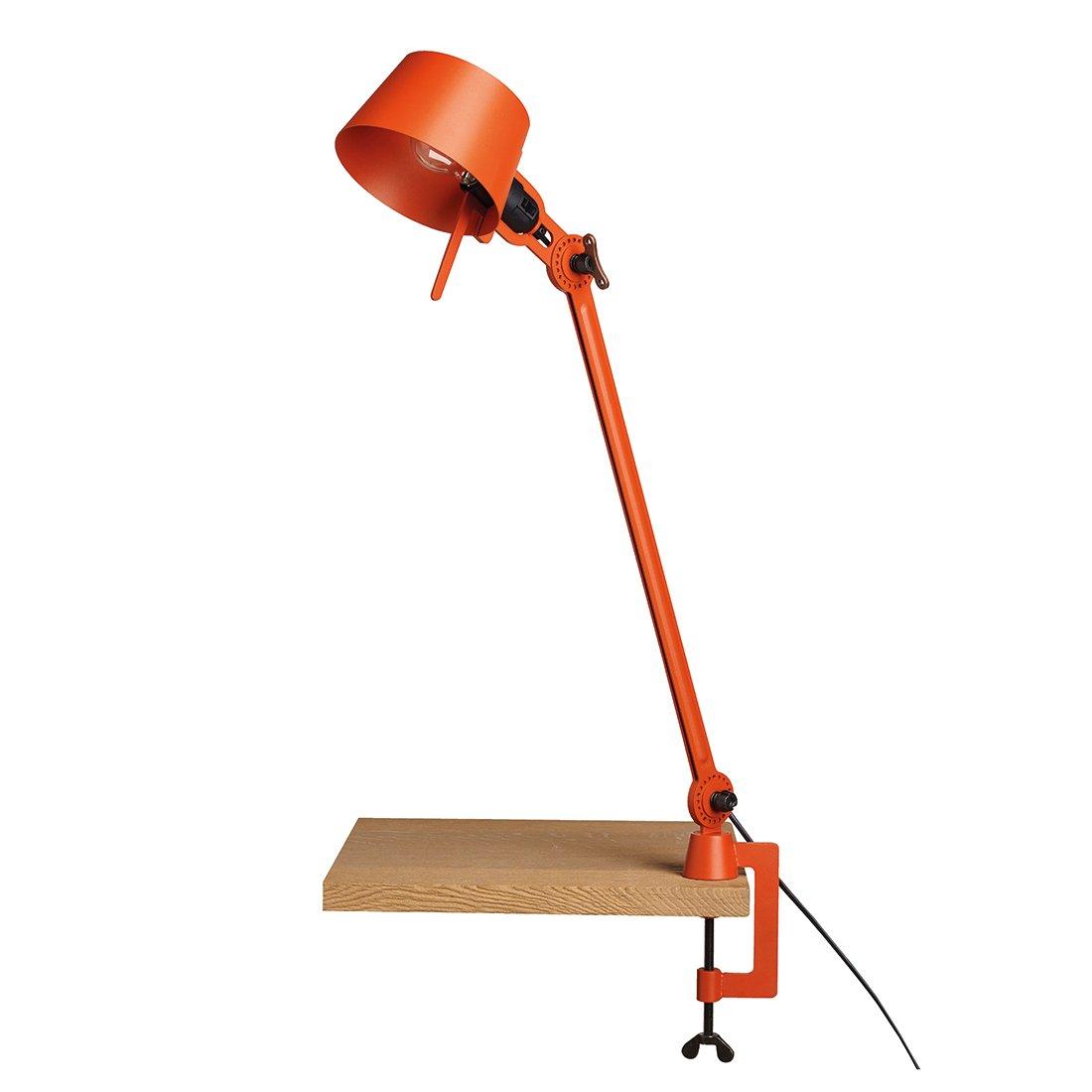 Tonone Bolt Bureaulamp E�n Arm Met Klem Striking Orange