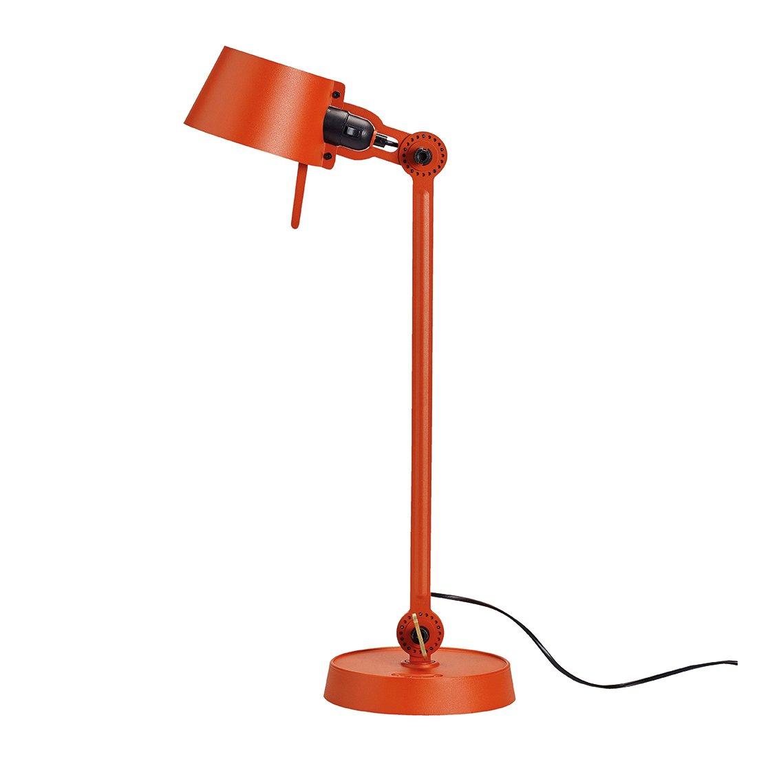 Tonone Bolt Bureaulamp E�n Arm Met Voet Striking Orange