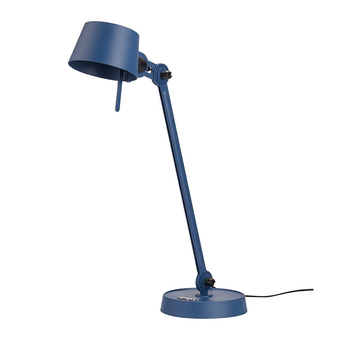 Tonone Bolt Bureaulamp E�n Arm Met Voet Thunder Blue