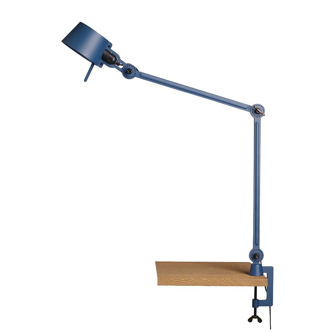 Tonone Bolt Bureaulamp Twee Armen Met Klem Thunder Blue
