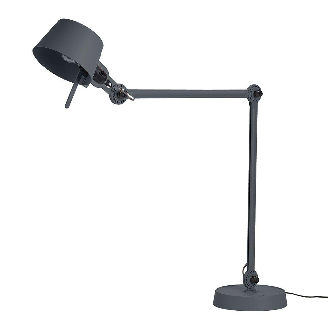 Tonone Bolt Bureaulamp Twee Armen Met Voet Midnight Grey