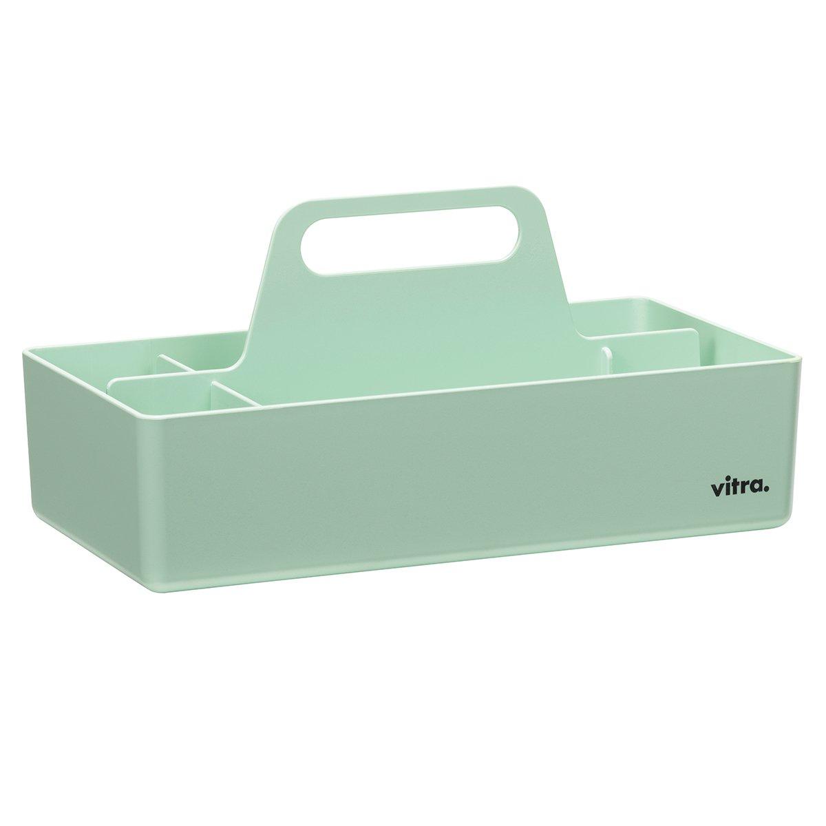 Vitra Storage Toolbox Opbergbak - Mintgroen