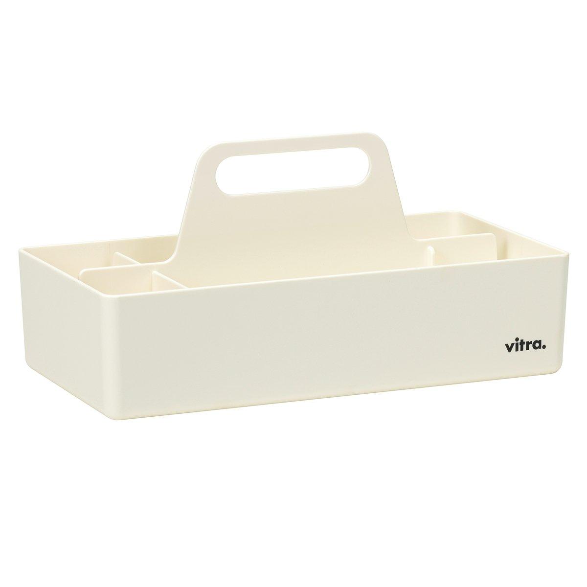 Vitra Storage Toolbox Opbergbak - Wit