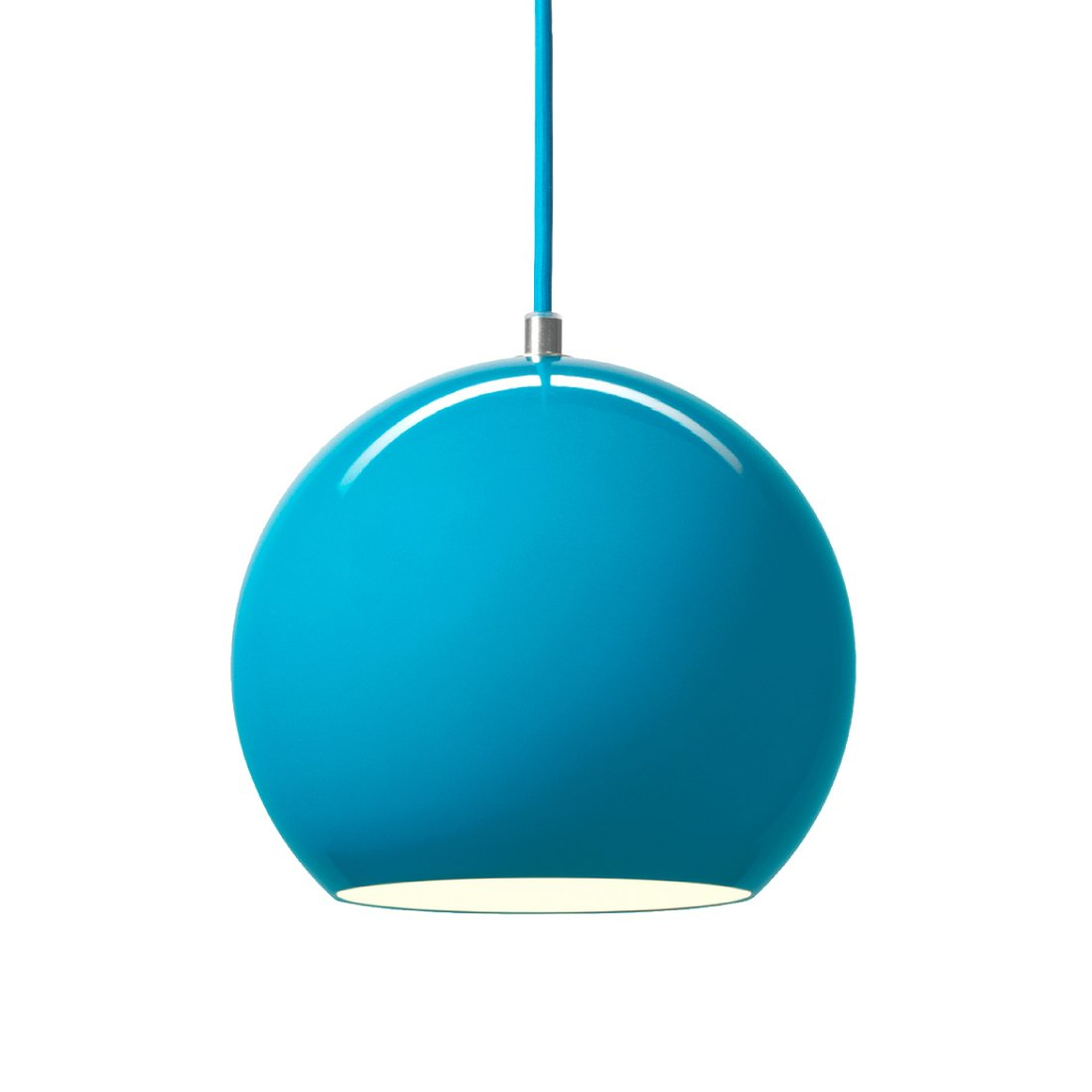 &Tradition Topan VP6 Hanglamp Turquoise