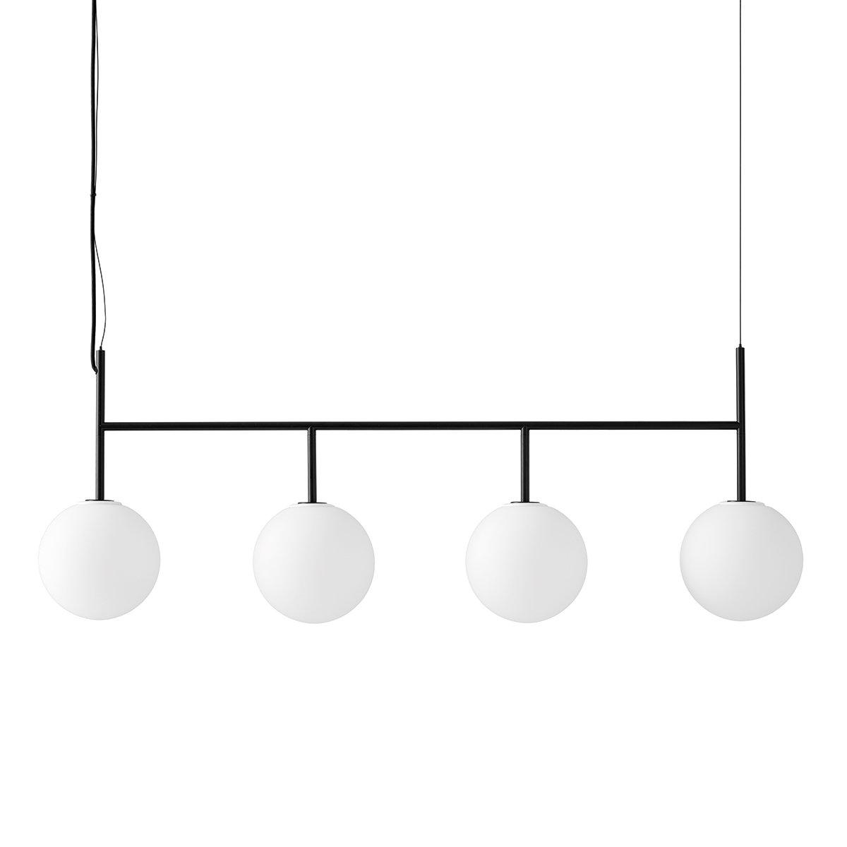 Menu TR Bulb Frame Hanglamp - Mat - Zwart