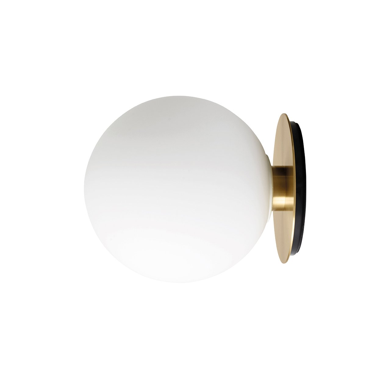 Menu TR Bulb Wand- Plafondlamp - Messing - Mat