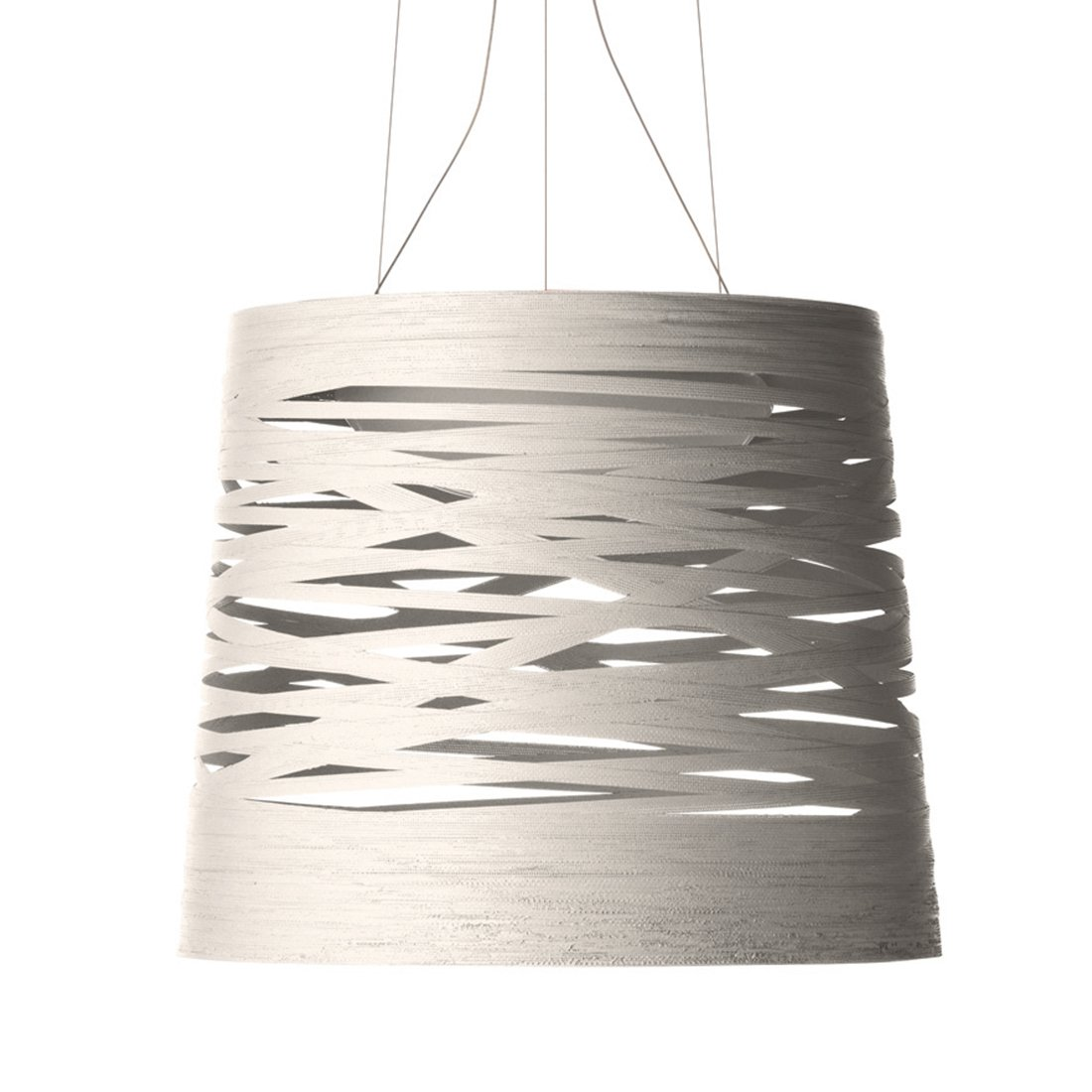 Foscarini Tress Hanglamp Grande Beige LED