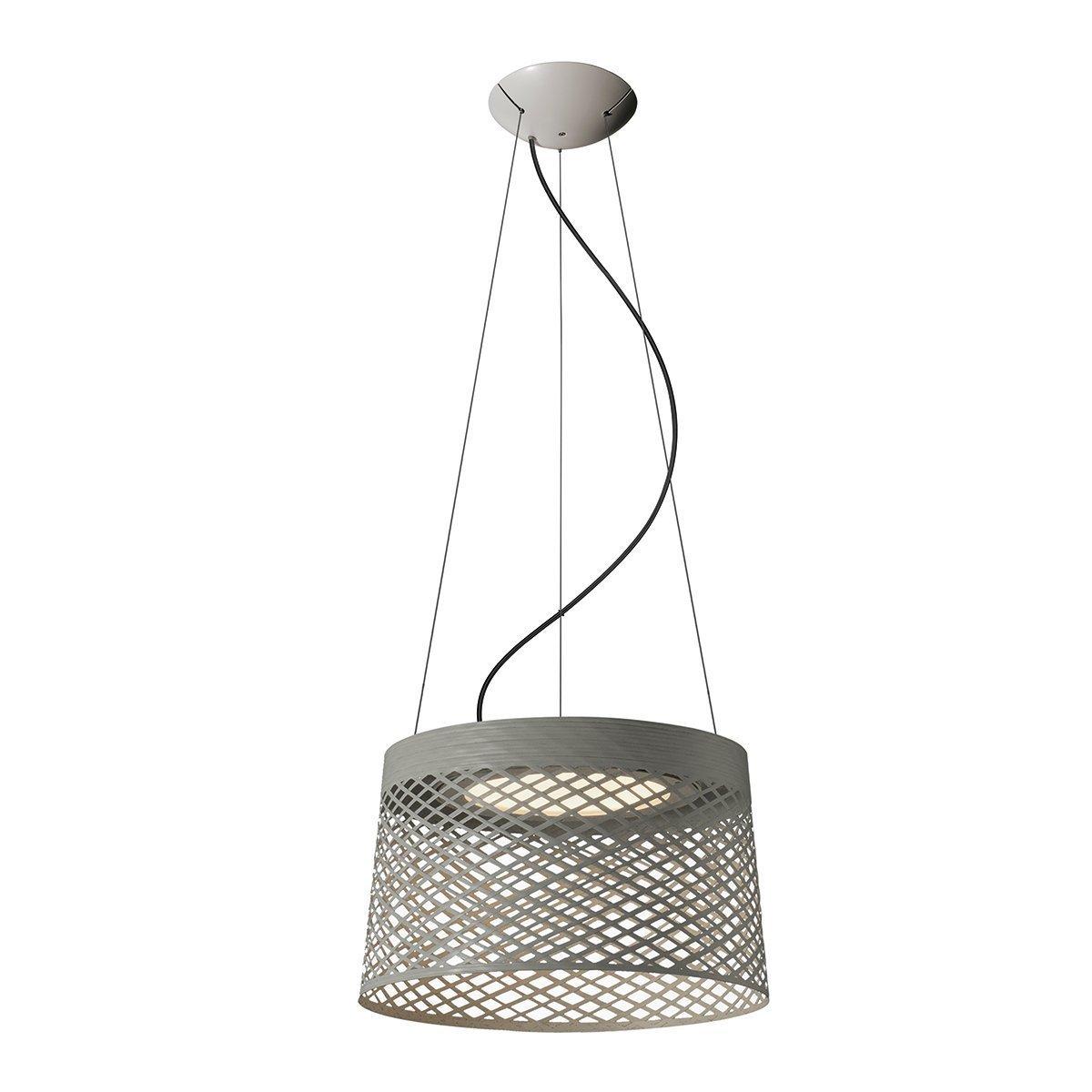 Foscarini Twiggy Grid Outdoor Hanglamp - Grijs