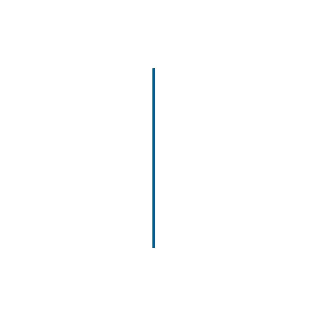 Foscarini Twiggy Verlengstuk Blauw