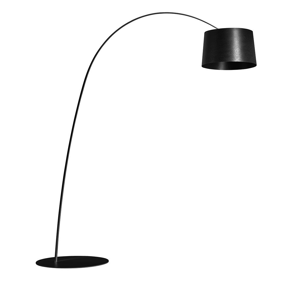 Foscarini Twiggy Vloerlamp Zwart