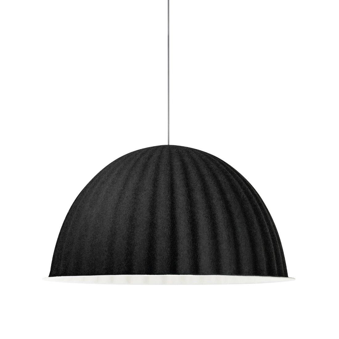 Muuto Under the Bell Hanglamp Zwart �82 cm.