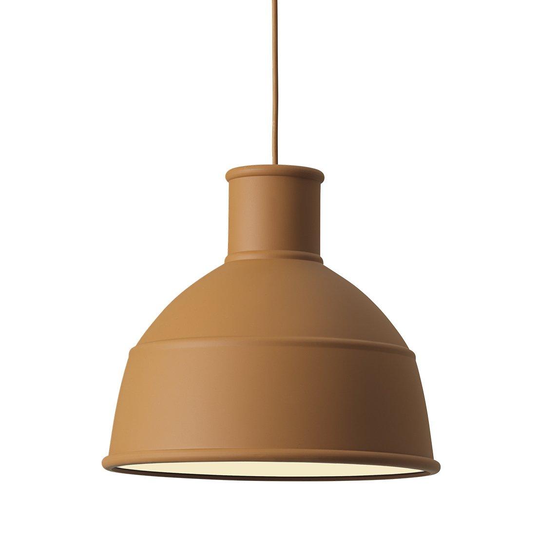 Muuto Unfold Hanglamp Clay Brown