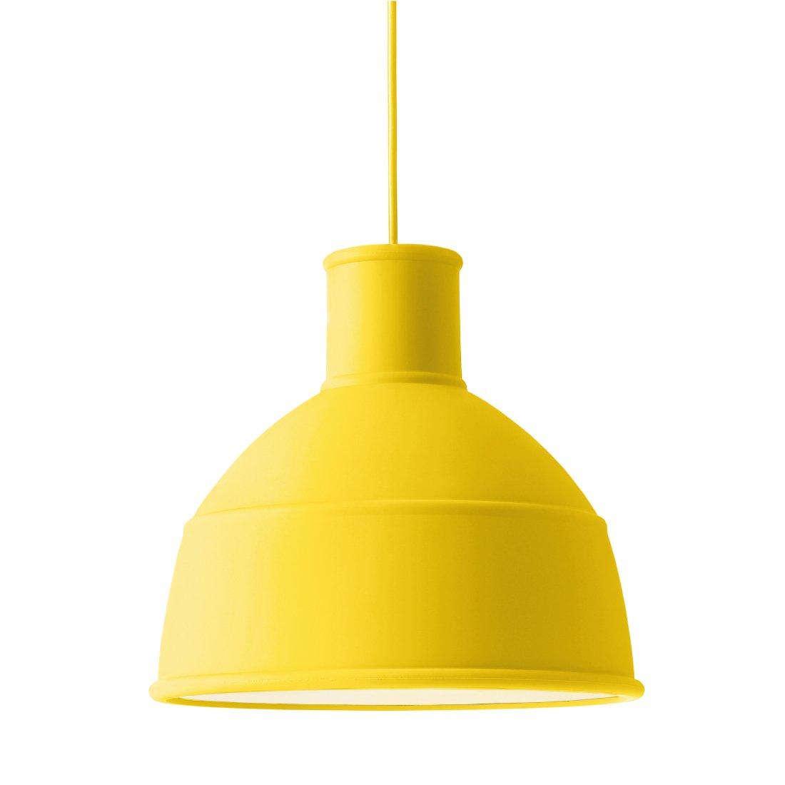 Muuto Unfold Hanglamp Geel