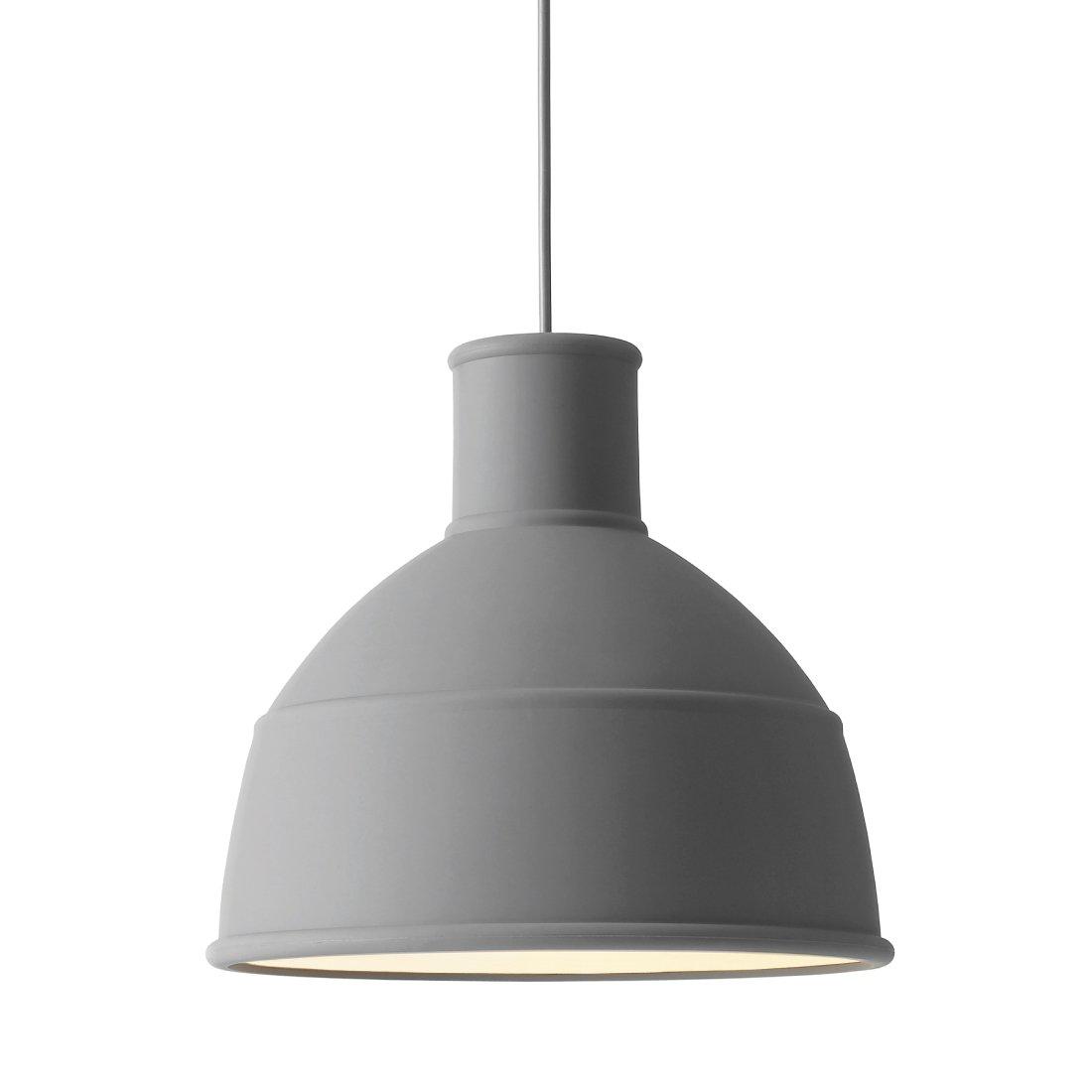 Muuto Unfold Hanglamp Grijs