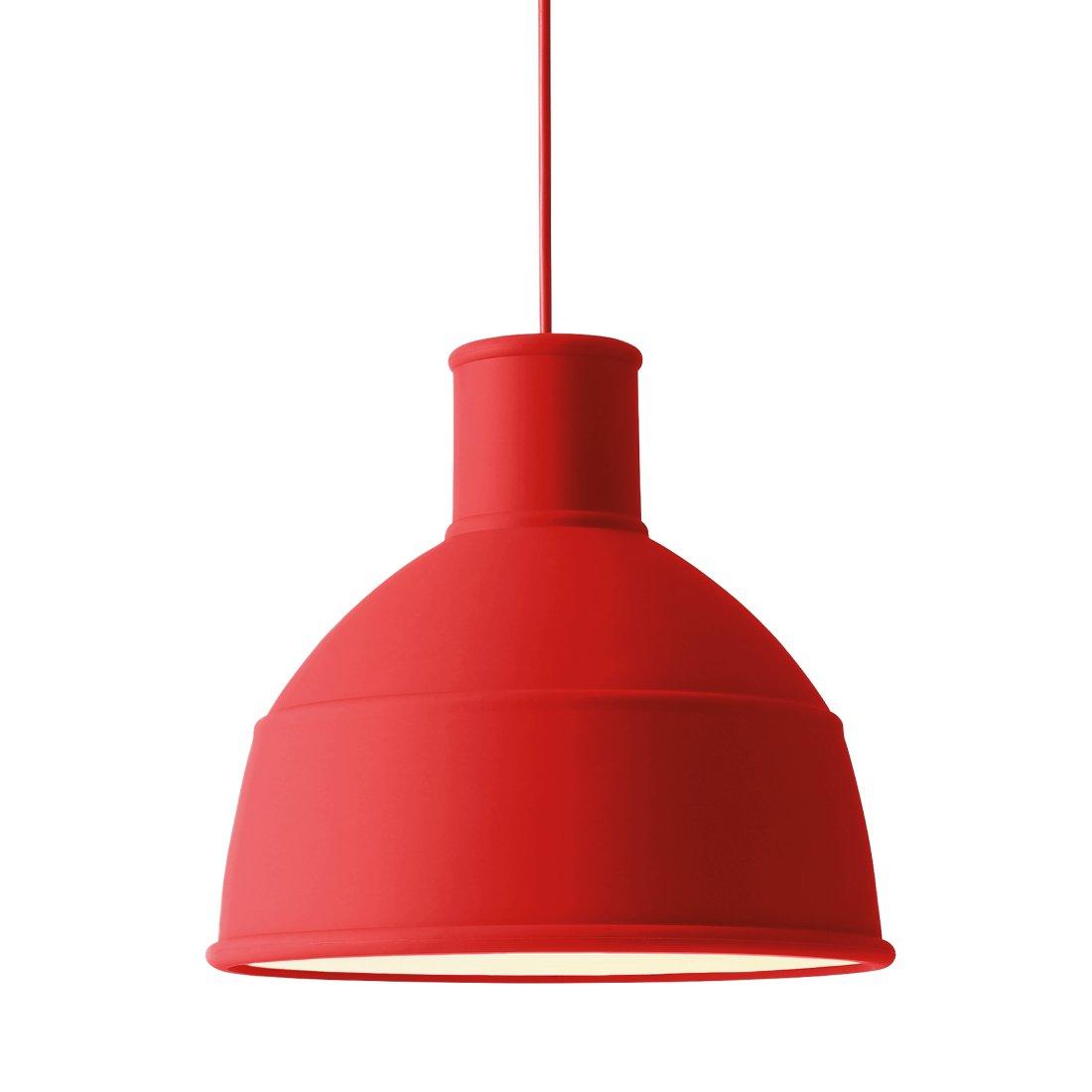 Muuto Unfold Hanglamp Rood