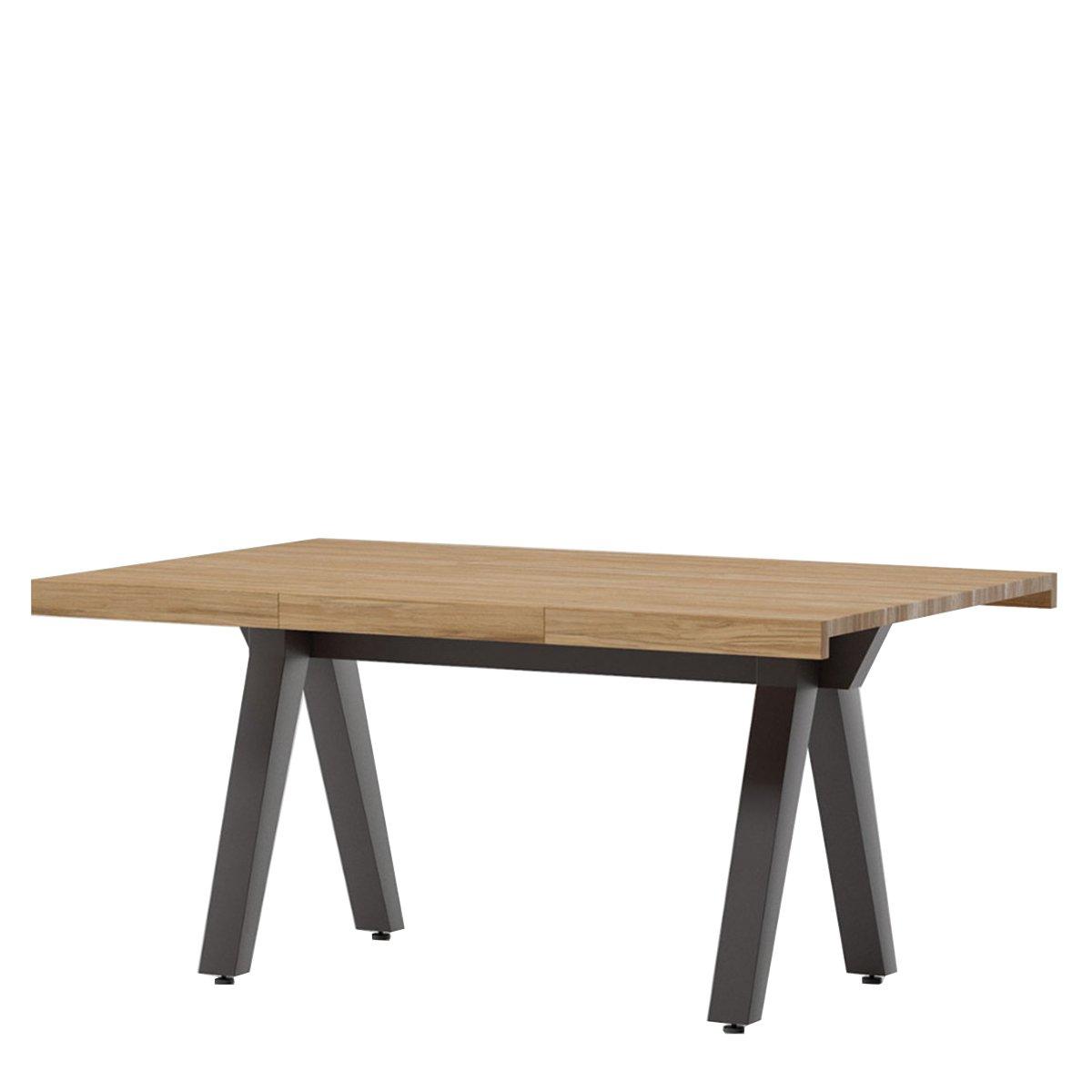 Kettal Vieques Eettafel 160 x 100 cm. - Teak - Manganese