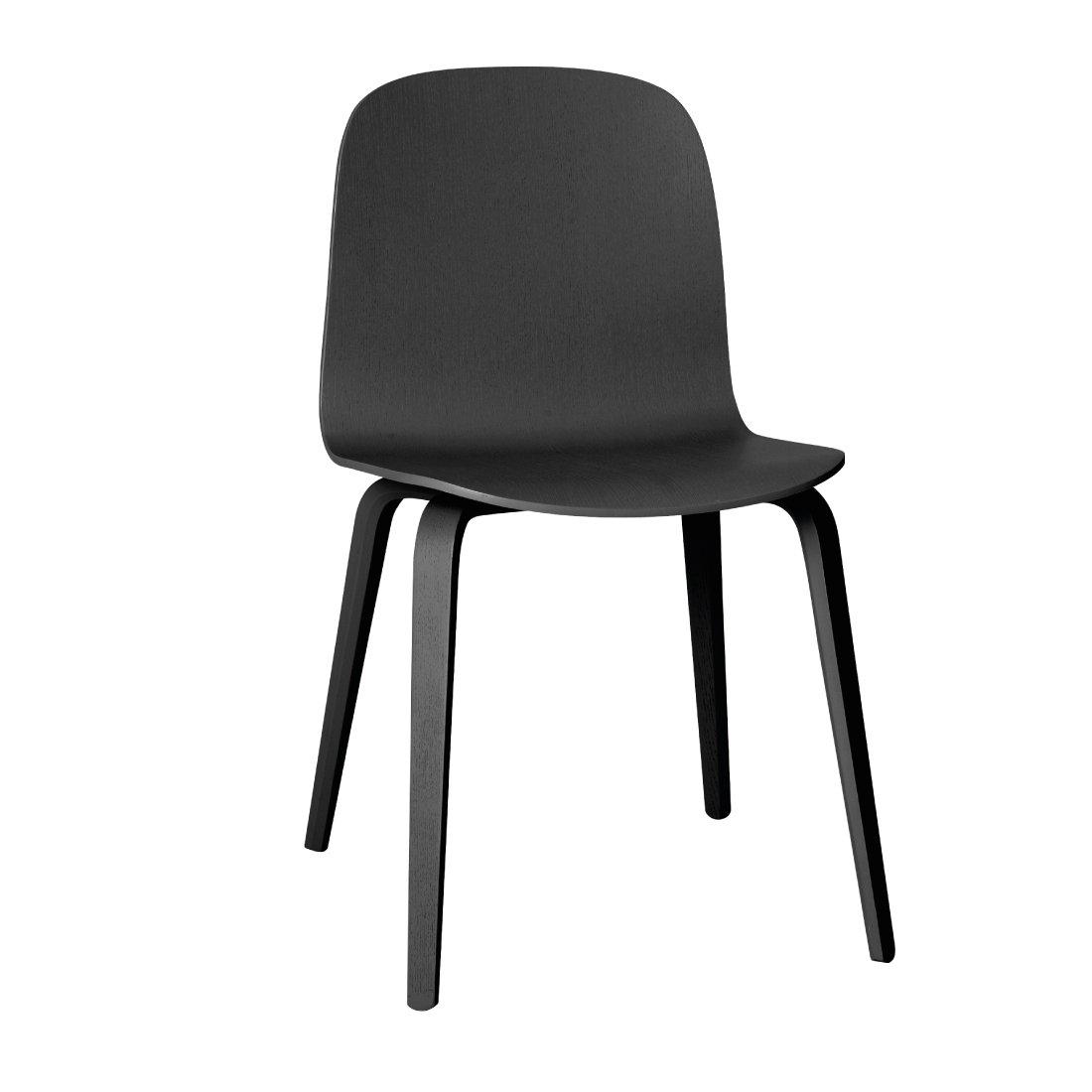 Muuto Visu Chair Zwart
