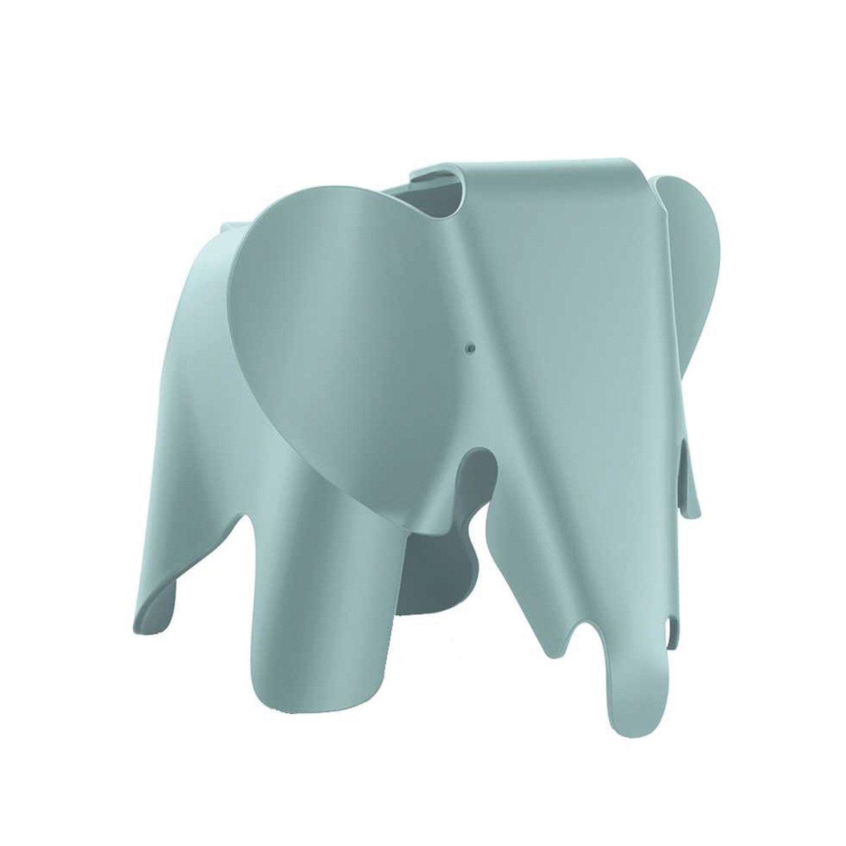 Vitra Eames Elephant Small Ice Grey