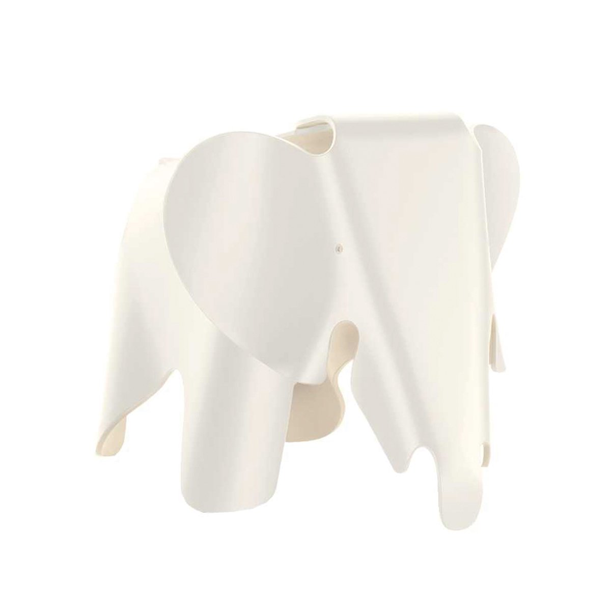Vitra Eames Elephant Small White