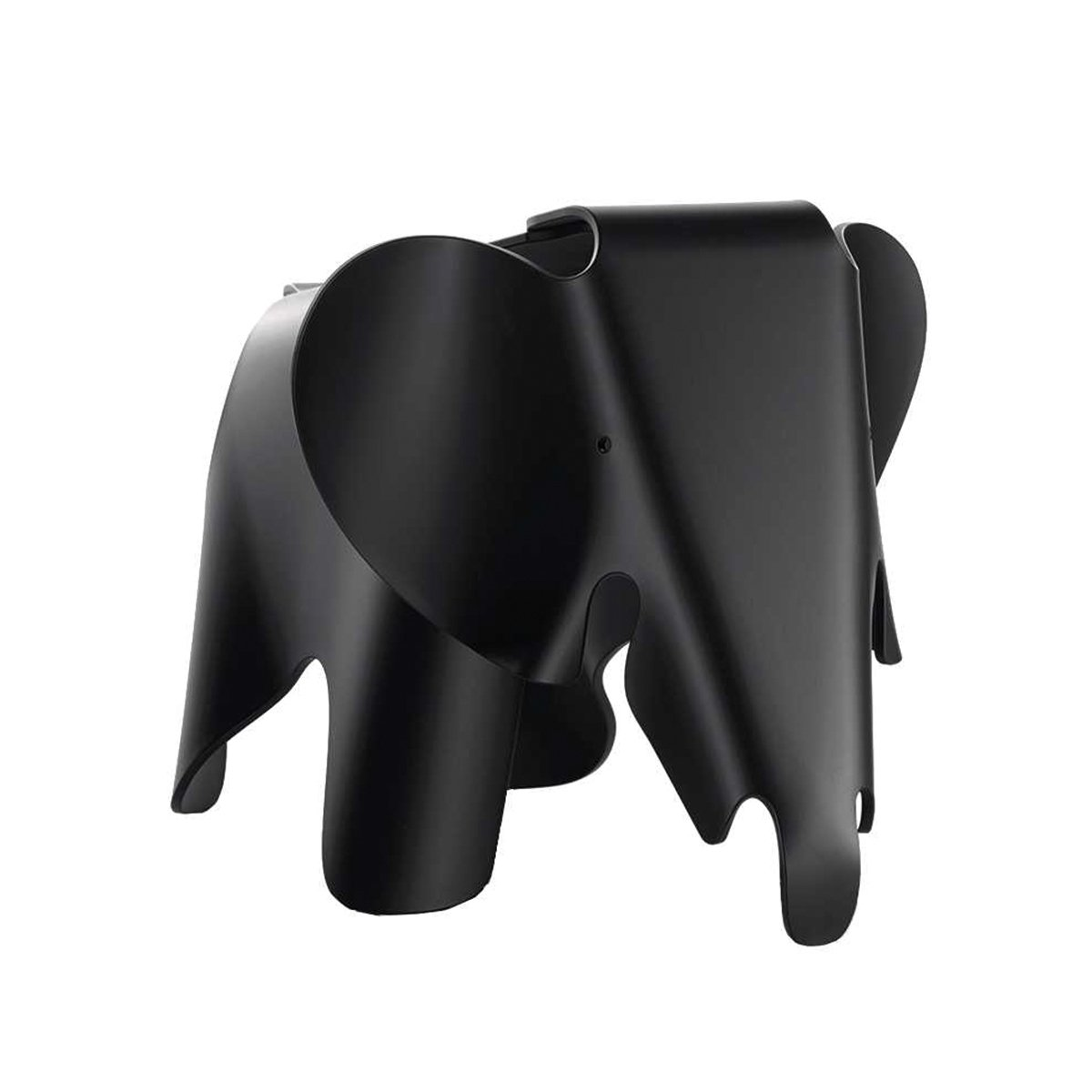 Vitra Eames Elephant Small Deep Black