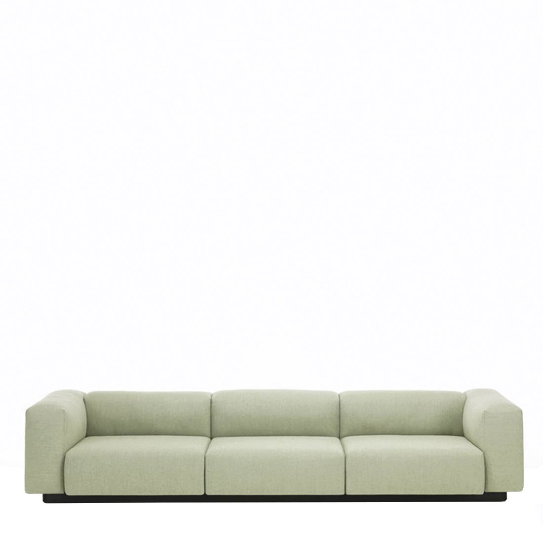Vitra Soft Modular Sofa 3-Zits Bank Dumet 15