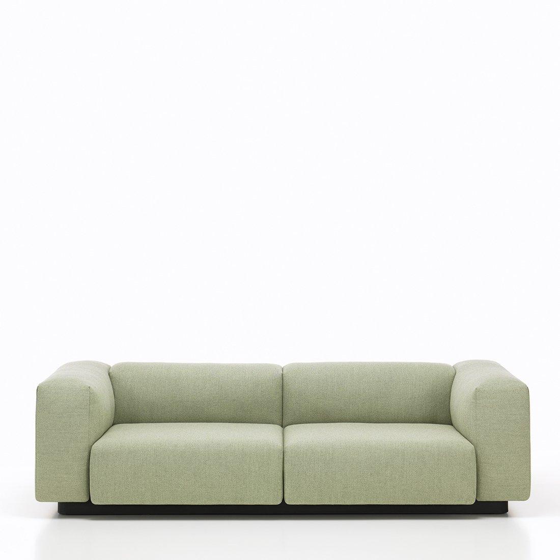 Vitra Soft Modular Sofa 2-zits Bank Offerte