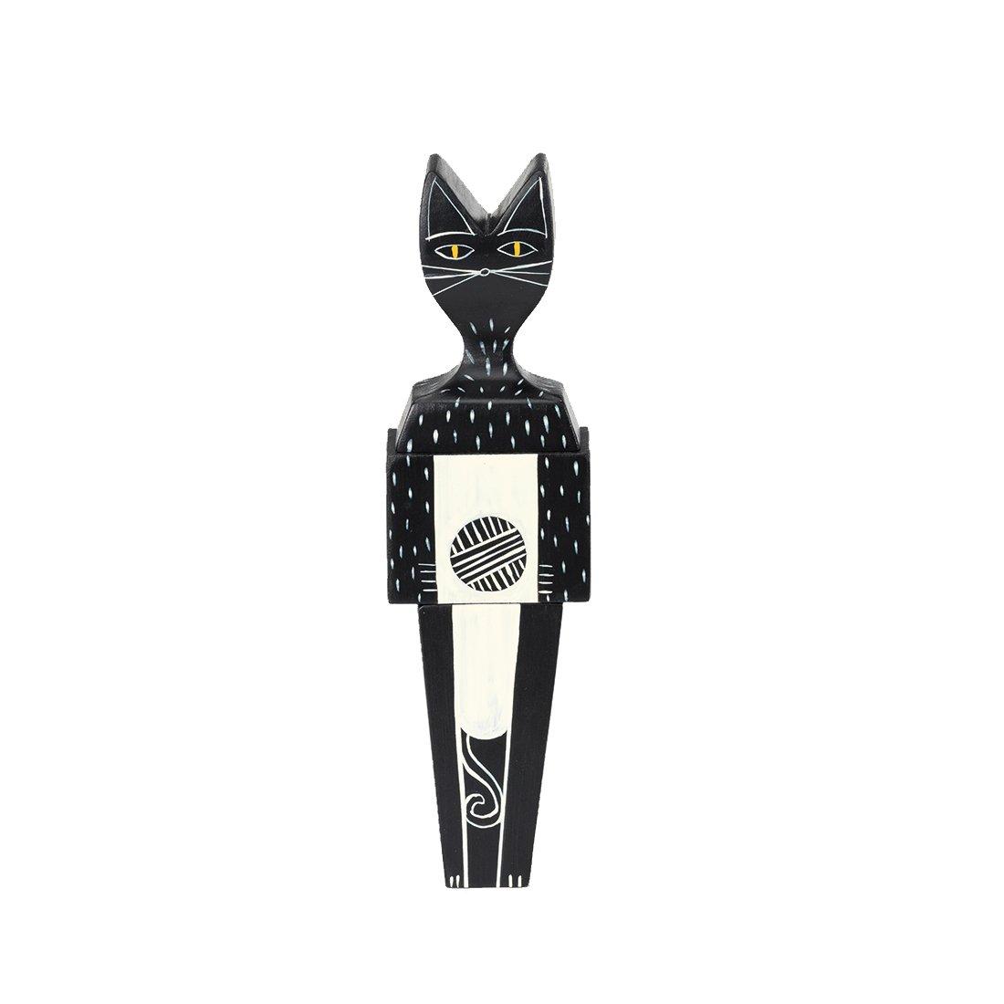 Vitra Wooden Doll Cat Small