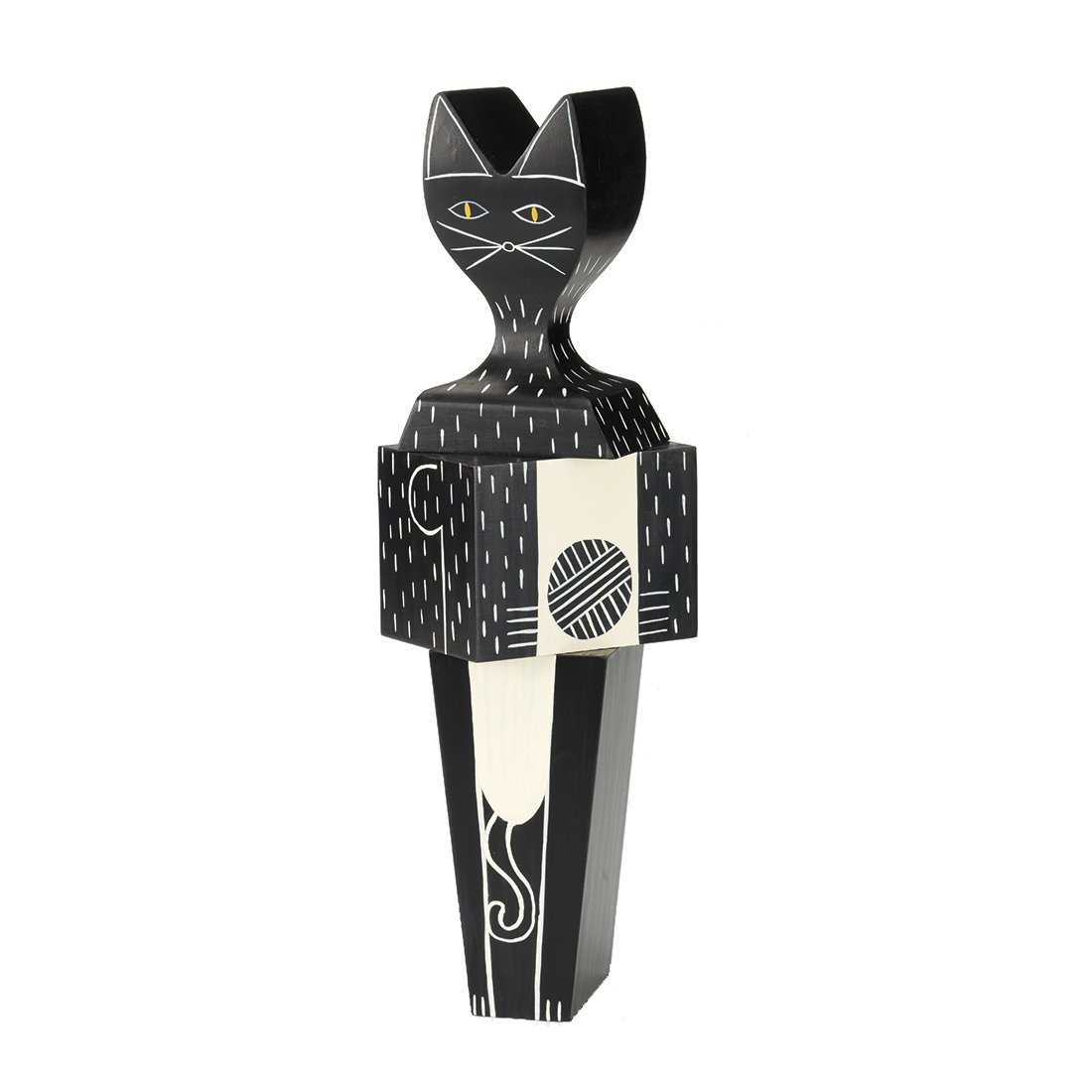 Vitra Wooden Doll Cat Large