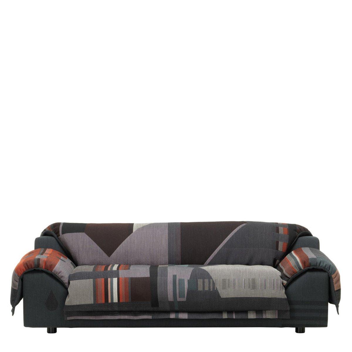 Vitra Vlinder Sofa - Dark Reds