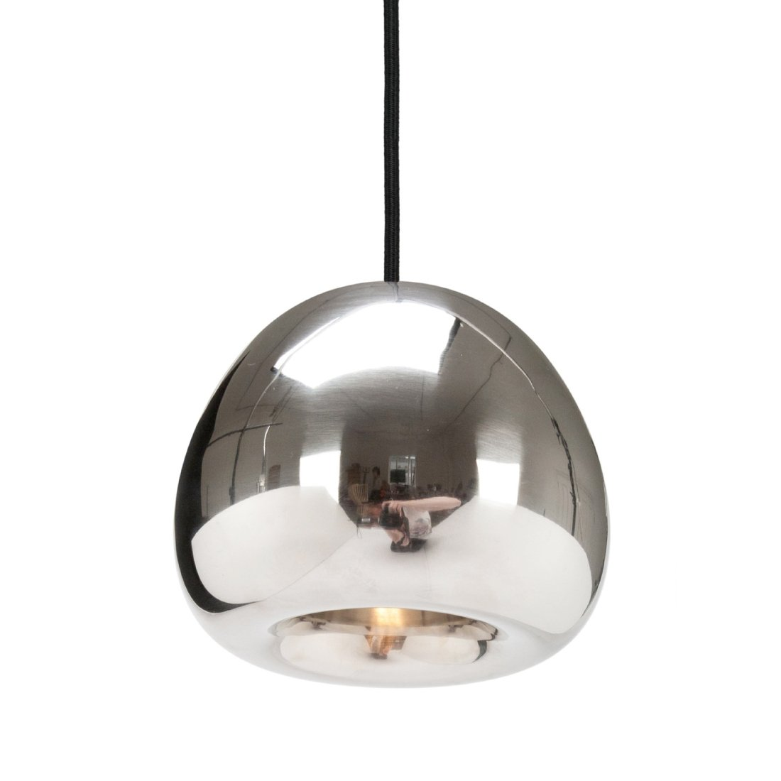 Tom Dixon Void Mini Hanglamp Chroom