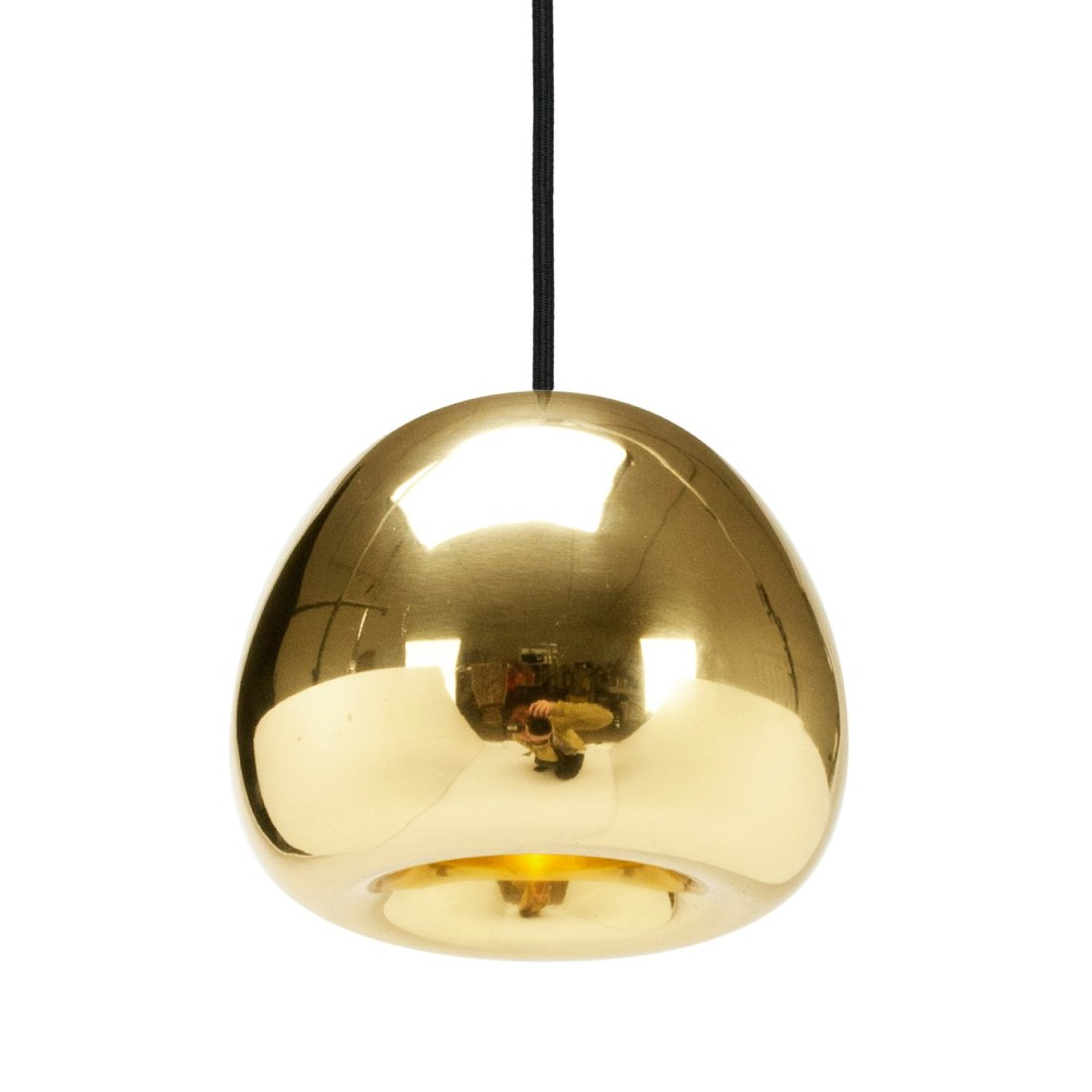 Tom Dixon Void Mini Hanglamp Messing