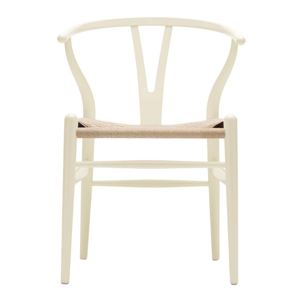 Carl Hansen Wishbone Chair NCS S1005-Y - Naturel