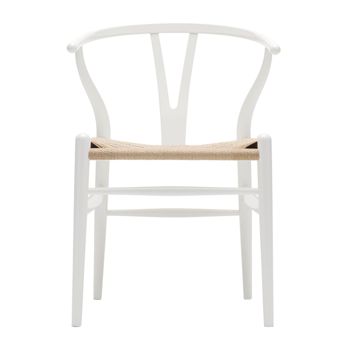 Carl Hansen Wishbone Chair NCS S0502-Y - Naturel