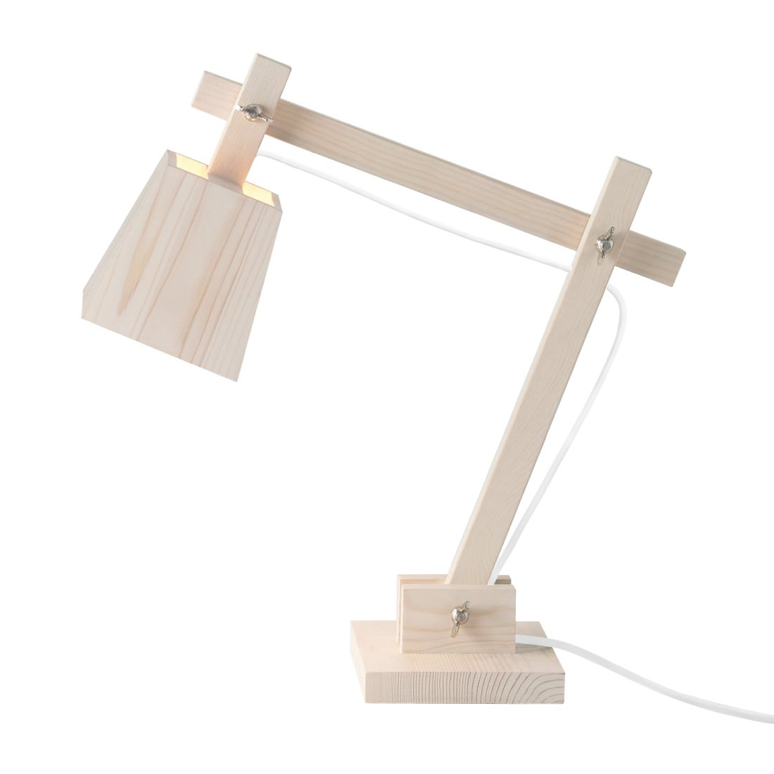 Muuto Wood Lamp Bureaulamp