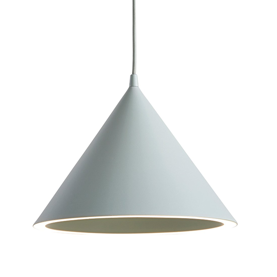 WOUD Annular Hanglamp Mintgroen