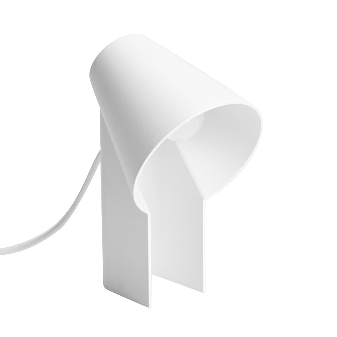 WOUD Study Tafellamp Wit