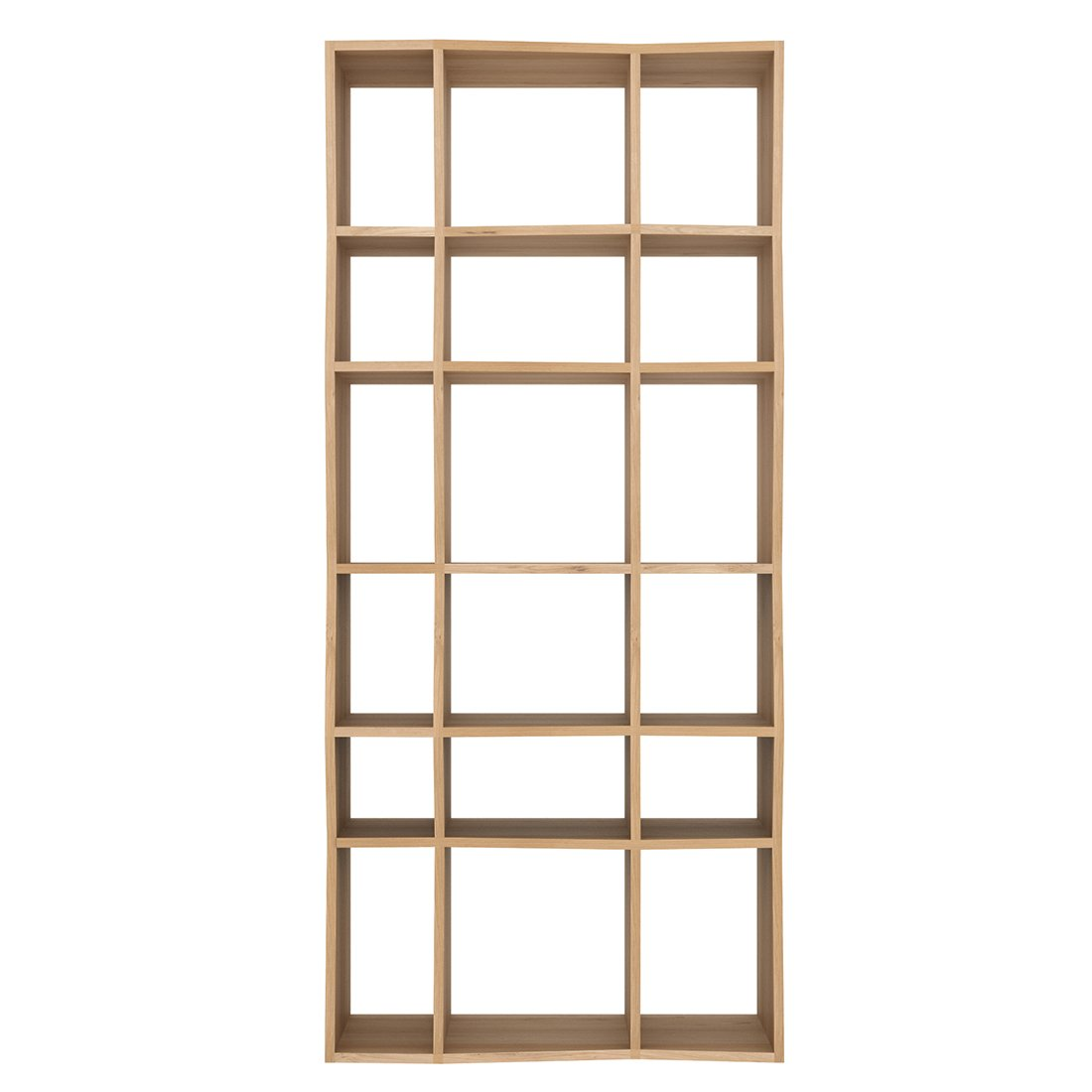 Ethnicraft Z Rack Boekenkast Small