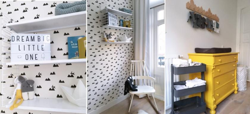 inspiratie voor babykamer  misterdesign, Meubels Ideeën