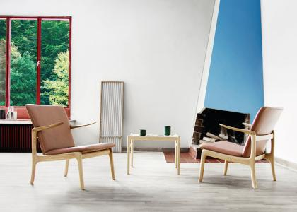 Nieuw: Beak Chair