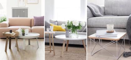 Top 5 Design Salontafels