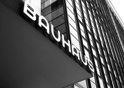 100 jaar Bauhaus