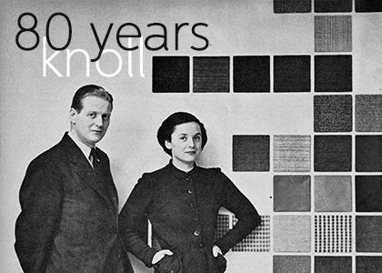 Knoll: 80 jaar design
