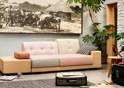Vitra Sofa Campagne