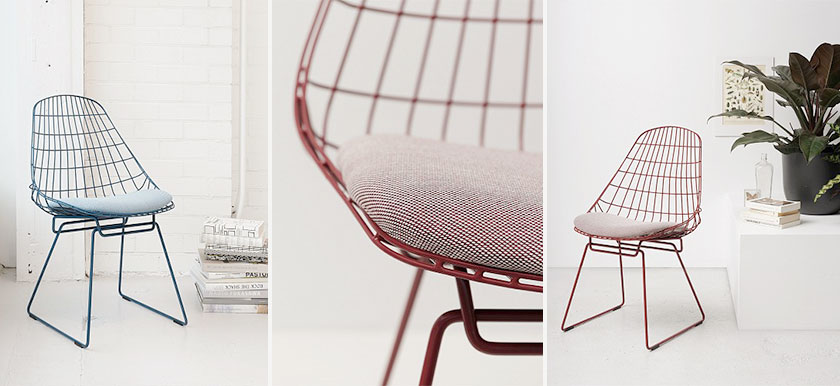 MisterDesign, Gastblog, Top 5 Designstoelen, Design Stoelen, Pastoe, Wire Chair, SM05
