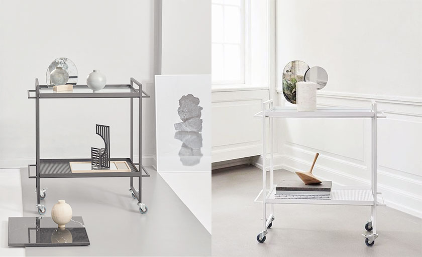 Interieurtrend: Trolleys