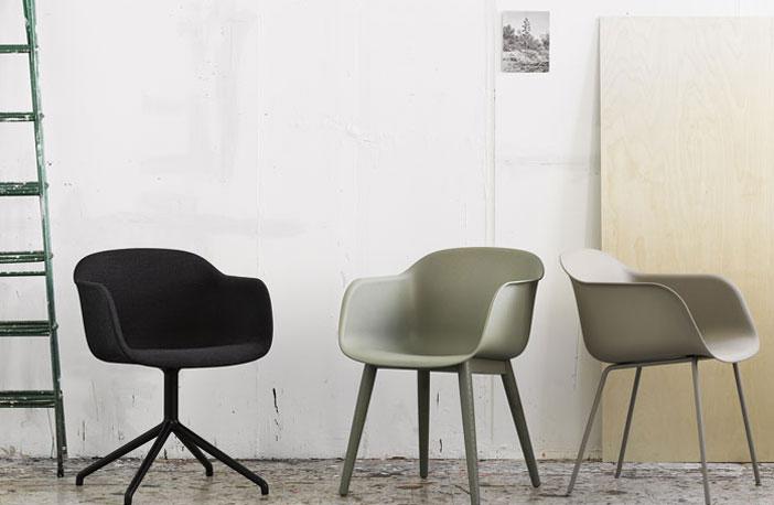 Designers - Fiber Chair Muuto