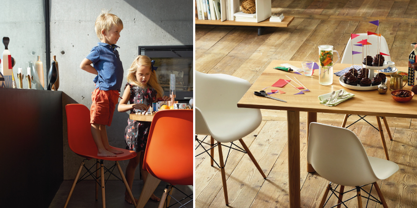 Houten Design Tafels Kids