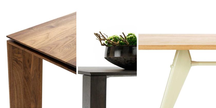 Houten Design Tafels