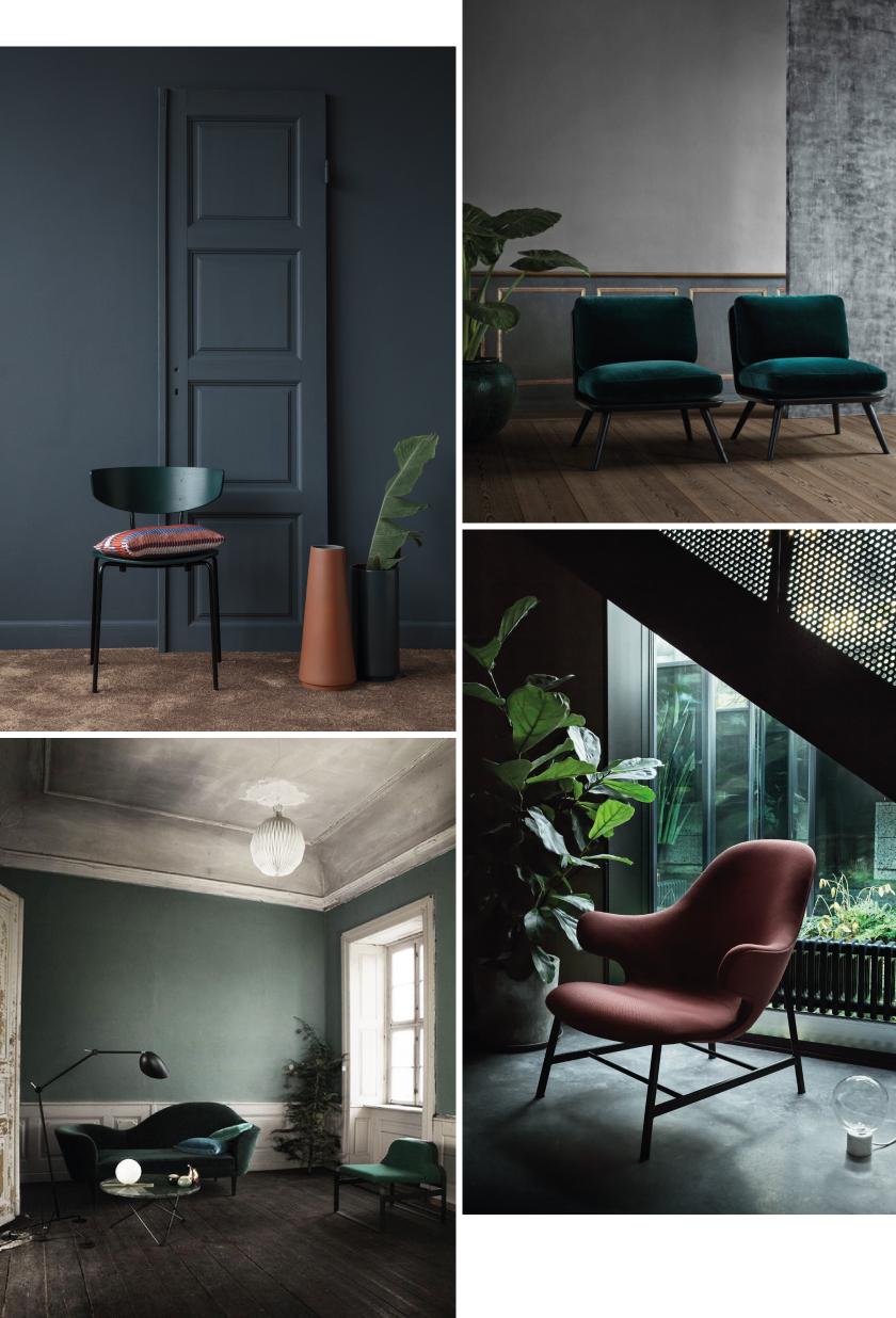 Interieurtrends 2017: Kleur groen