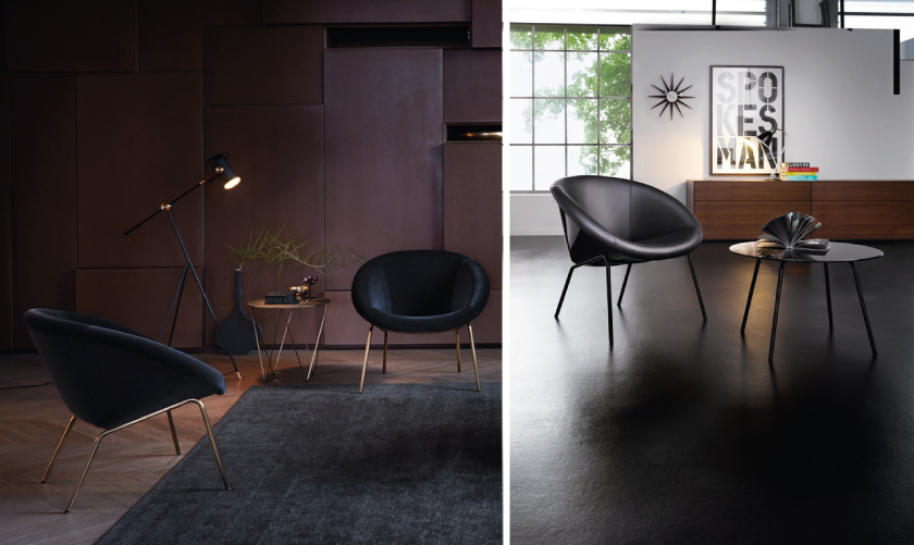 Walter Knoll Roadshow - 369 Fauteuil